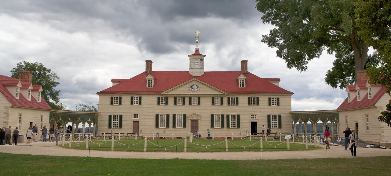 M - George and Martha's Home